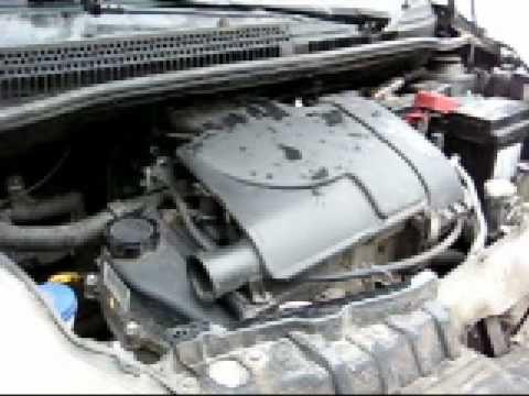 Замена свечей Peugeot 107