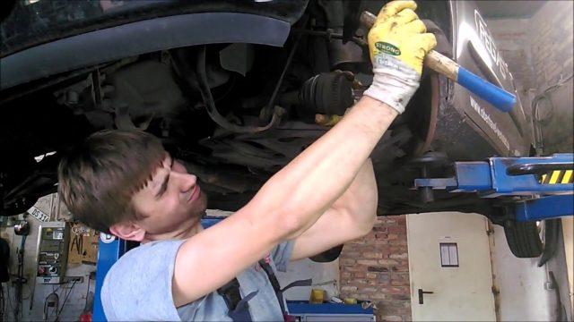 Замена сцепления Renault Twingo