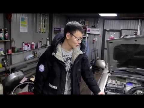Промывка двигателя Suzuki Grand Vitara