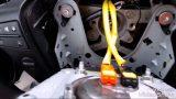 Снятие руля Toyota Avensis