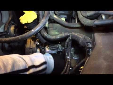Замена свечей Subaru Outback