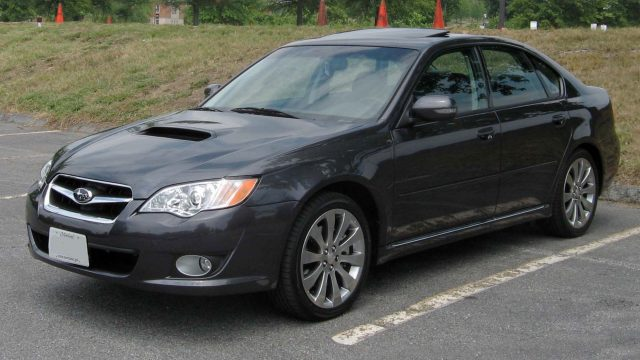 Заменой рулевой рейки Subaru Legacy B4
