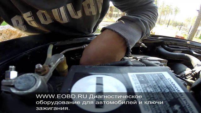 Замена ламп ближнего света Volkswagen Amarok