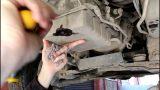 Замена масла и фильтра в АКПП Toyota Noah