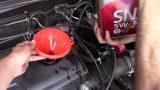 Замена масла Toyota Vista
