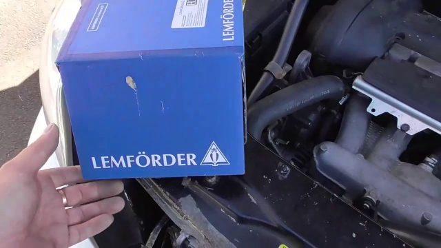 Замена опоры двигателя Volvo XC90