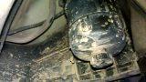 Замена топливного фильтра Volvo XC90