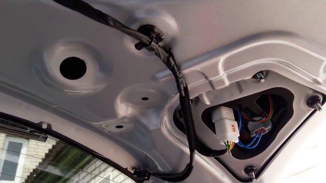 Снятие обшивки пятой двери Hyundai Creta