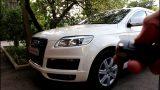 Замена батарейки в ключе Audi Q7