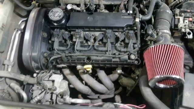 Замена двигателя Alfa Romeo 147