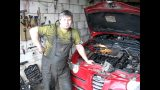 Замена генератора Alfa Romeo 147