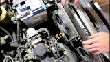 Замена вентилятора Chevrolet Lanos