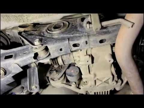 Замена втулки стабилизатора Toyota RAV 4