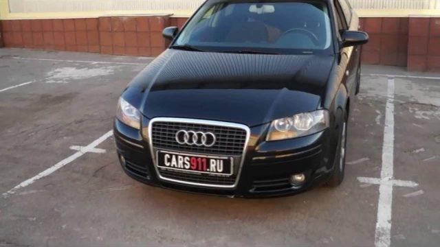 Замена аккумулятора Audi A3, Audi A4