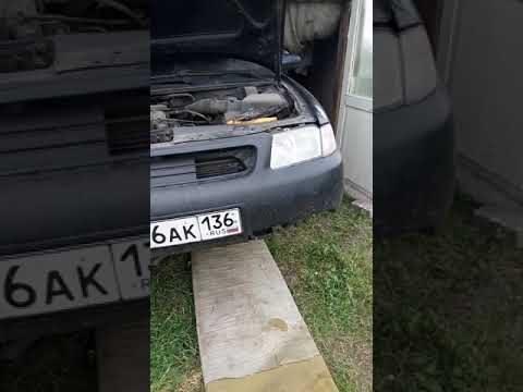 Замена рулевой рейки Audi A3