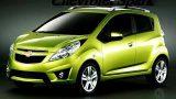 Замена салонного фильтра Chevrolet Spark