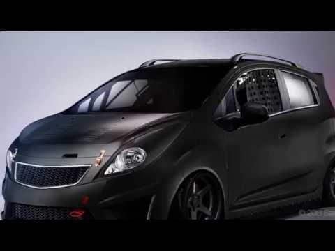Замена топливного фильтра Chevrolet Spark