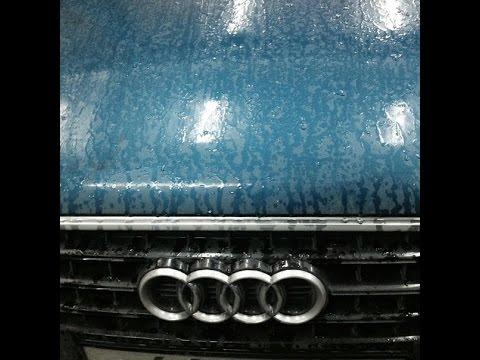 Замена передних тормозных колодок Audi A5