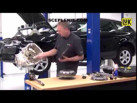 Замена сцепления Audi A5