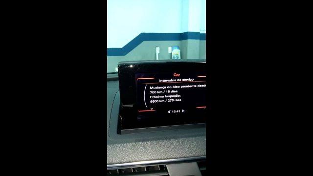 Сброс сервисного интервала Audi Q3
