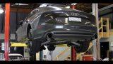 Снятие коробки передач Audi A7