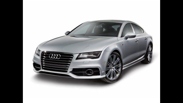 Замена лобового стекла Audi A7