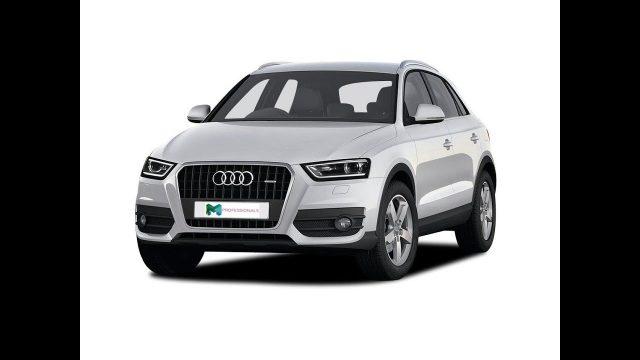 Замена лобового стекла Audi Q3