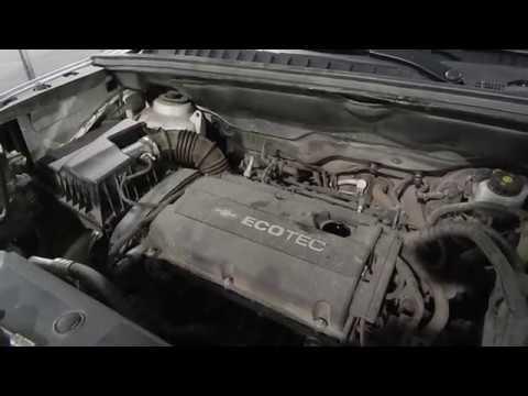Снятие теплообменника Chevrolet Orlando