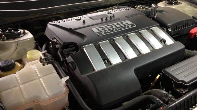 Замена патрубков системы охлаждения Chevrolet Epica