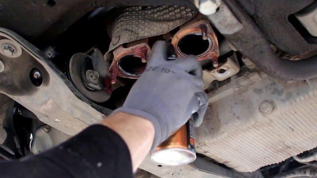 Замена подушек двигателя Chevrolet Epica