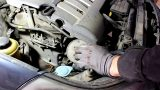 Замена помпы Chevrolet Epica