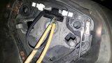 Снятие подушки безопасности руля Fiat Punto
