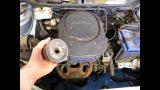 Замена масла и масляного фильтра Fiat Punto