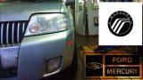 Замена свечей зажигания и топливного фильтра Ford Escape