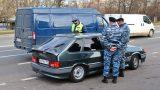 В Москве оштрафовали 45 тысяч водителей за тонировку в 2019 году