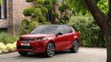 Land Rover представил обновленный Discovery Sport
