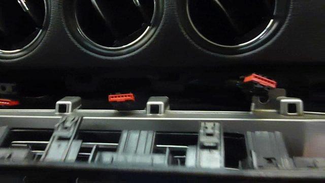 Снятие магнитолы Ford Galaxy