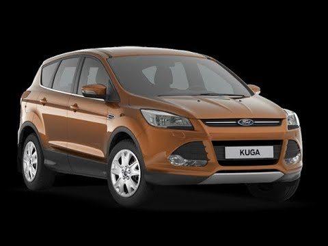 Замена масла в двигателе Ford Kuga