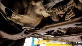 Замена масла в двигателе Ford Ranger