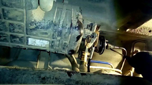 Замена топливного фильтра Geely Emgrand EC7