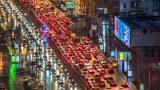 Названы российские города с самым большим количеством автомобилей