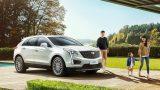 Cadillac представил обновленный кроссовер XT5