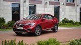 Renault раскрыла все цены на кроссовер Arkana российской сборки