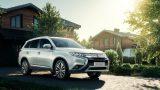 Mitsubishiраскрыла стоимость семиместного Outlander для России