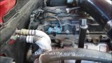 Замена датчика кислорода Hummer H3
