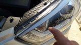 Замена ламп в передней фаре Hyundai Creta