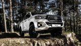 Toyota Hiluxполучила в России новую флагманскую версию