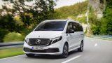 Mercedes запустил в серию премиальный электрический минивэн