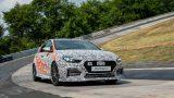 Hyundai привезет во Франкфурт экстремальную версию хот-хэтча i30 N