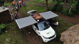 Land Rover Discovery завершил экспедицию по изучению малярии в Африке